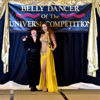 Belly Dancer of  the Universe 2017 awards